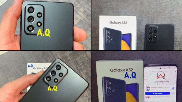 Samsung Galaxy A52 pictures leaked ahead of launch!