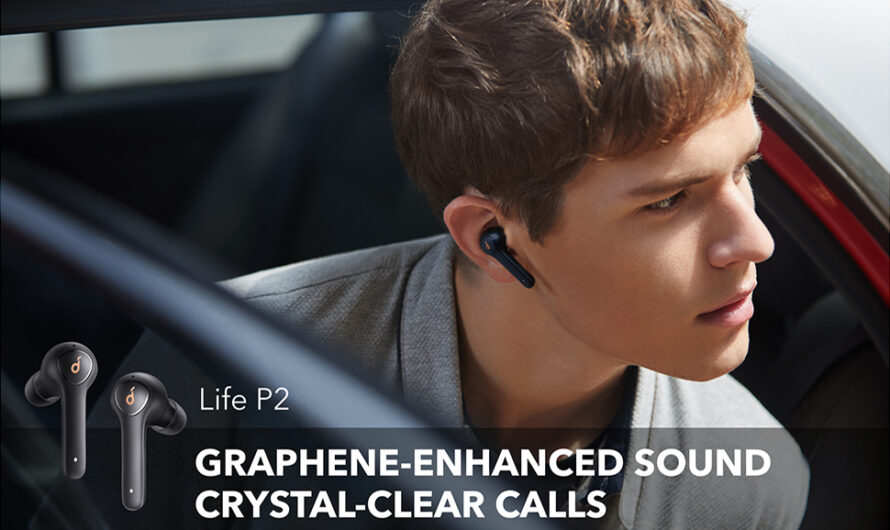 Anker Soundcore Life P2, an awesome and affordable wireless earphones!