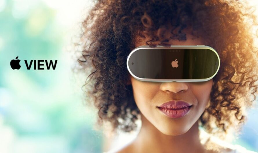 Apple VR/AR headset may arrive next year!