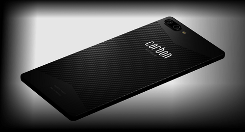 Carbon 1 MK II – First phone in the world with a carbon fiber monocoque!