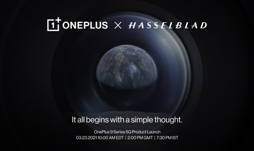 Oneplus 9 series launch date confirmed – March 23!