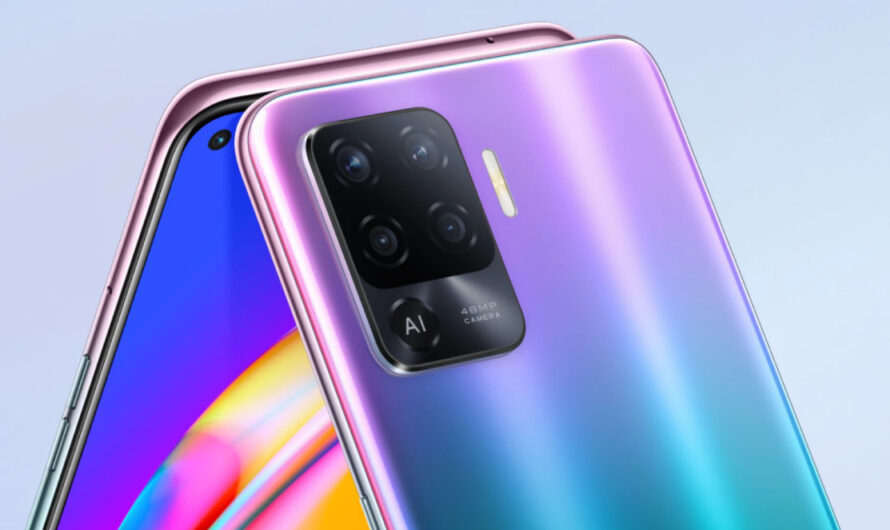 Oppo A94 officially announced with 48MP quad camera!